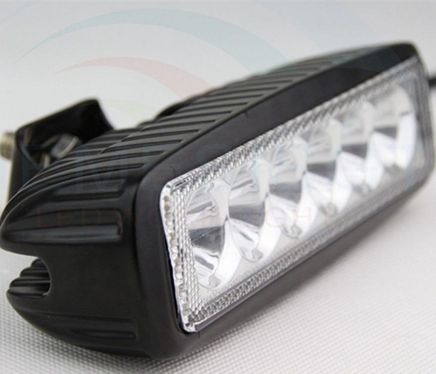 18 watts 1550lm6 3 W CREE LED work light bar lights Spotlights point ...