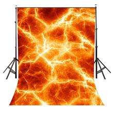 5x7ft Lightning Backdrop Minimalistic Texture Photography Background and Studio Props