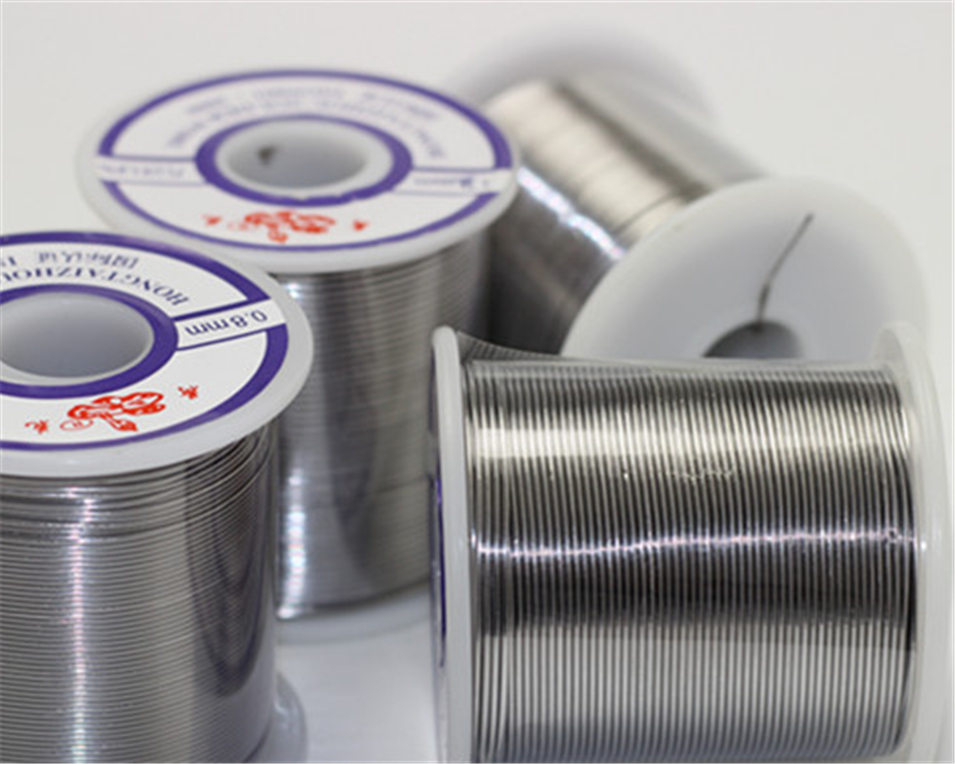 2017 HOT 1 Psc  63SN/37PB FLUX 1.8% Solder wire/ Welding Wires/Solder Flick/tin wire Electric soldering iron Welding 0.6mm 700g high purity 63a 500g 63% soldering tin bar welding tin solder