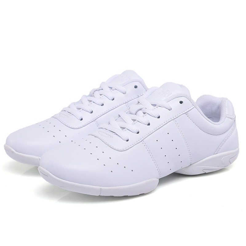 New Arrival Children's Dancing Shoes For Women Sneakers Soft Microfiber Jazz Dance Shoes Modern Dance Competitive Aerobics Shoes