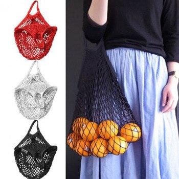 String Shopping Grocery Bag Shopper Bags & Shoes