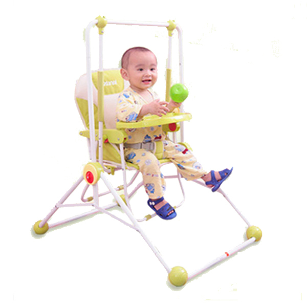 Swing Chair Baby Age Papasan Frame And Base Outdoor Indoor Bebe Swings For Children Kids Foldable 0 3 Years Of