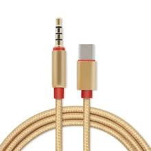 Shoopnary Хорошее качество Мода желтый 3,5 мм aux аудио кабель для компьютеров автомобилей телефоны и колонки