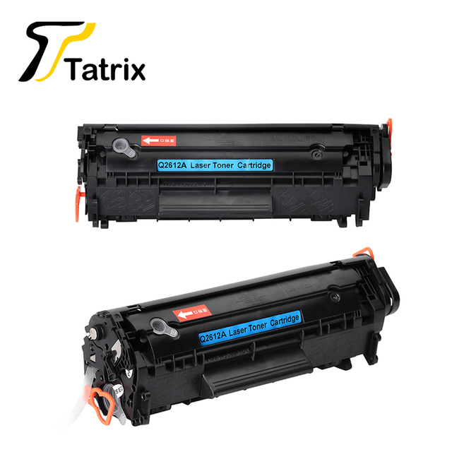 12A For HP 2612A Refillable Compatible Toner Cartridge For HP HP LaserJet 1010 1012 1015 1018 1022 1022N 1020 3015MFP Printer 1