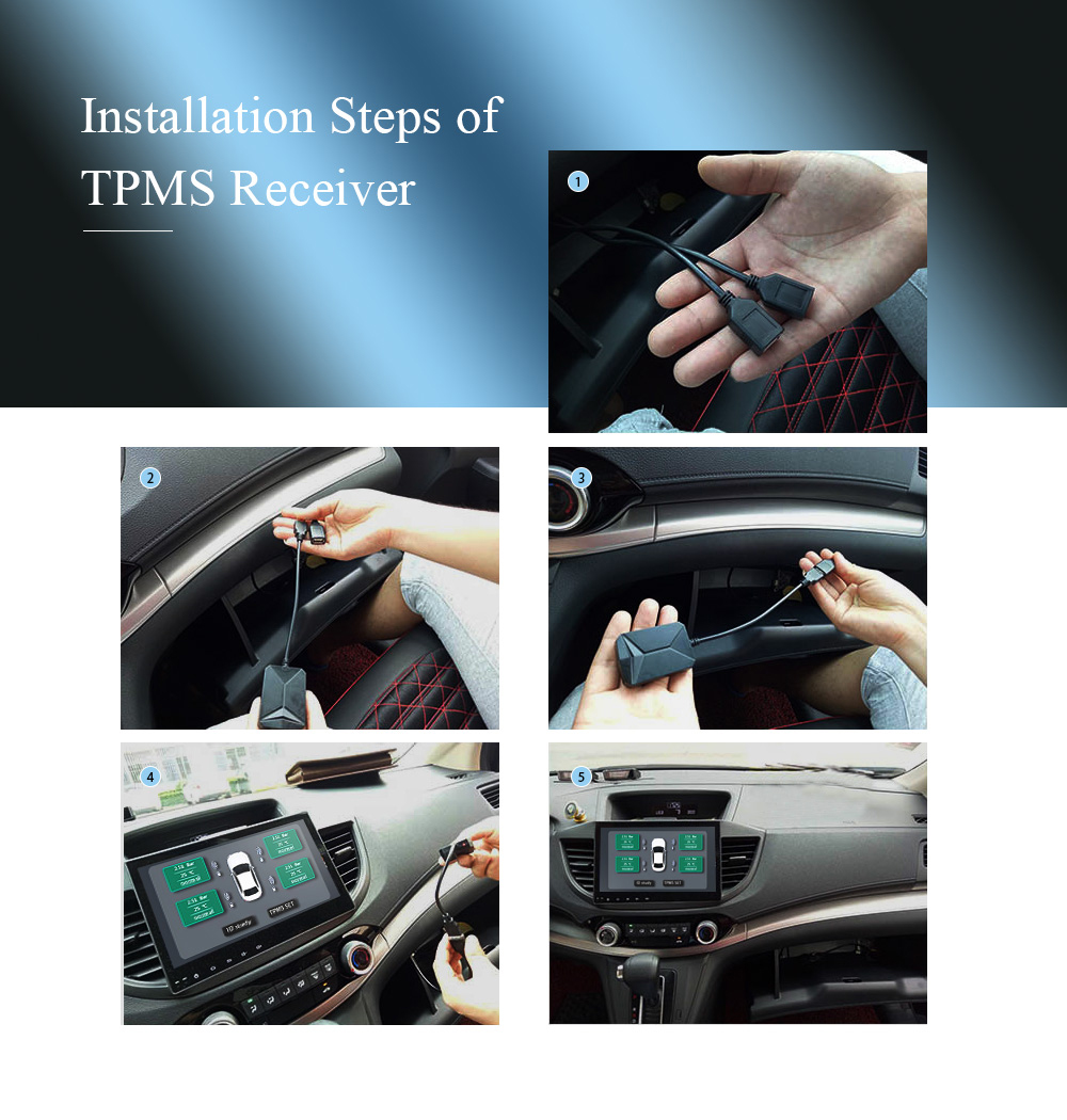 HTB16lzmc6rguuRjy0Feq6xcbFXaL - USB Android TPMS Car Tire Pressure Monitor with 4 External Sensors 116 psi Monitoring Alarm System 5V Wireless Transmission TPMS