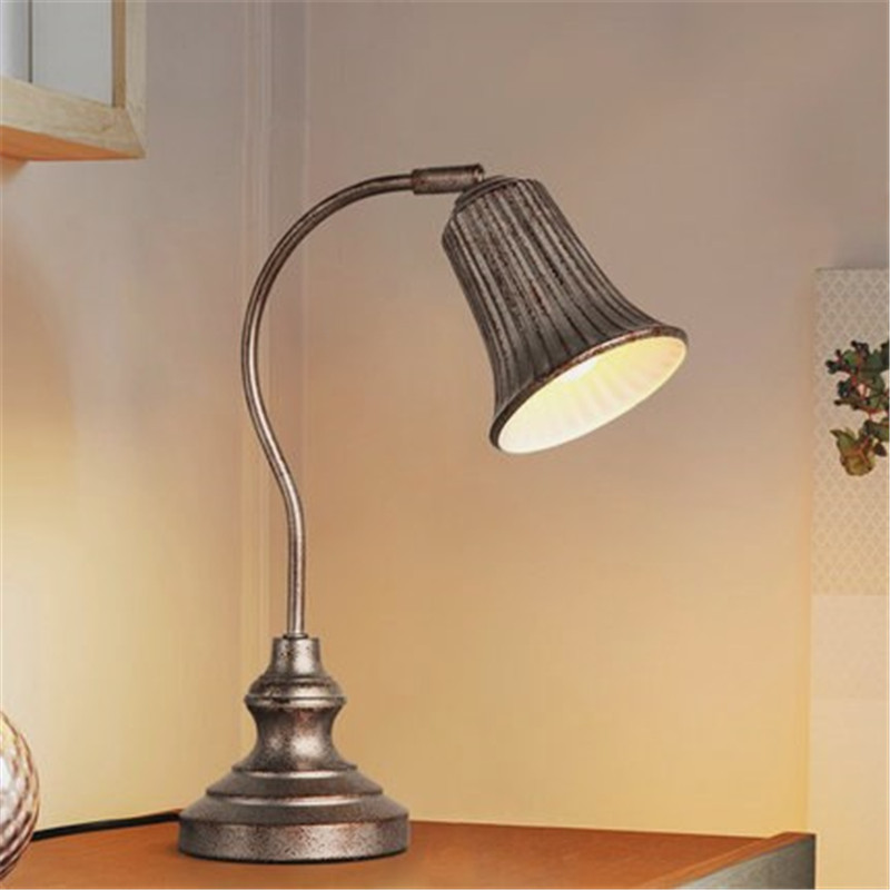 Industrial Coffee Table Lamp: Aliexpress.com : Buy Nordic Distressed Bedside Table Lamp