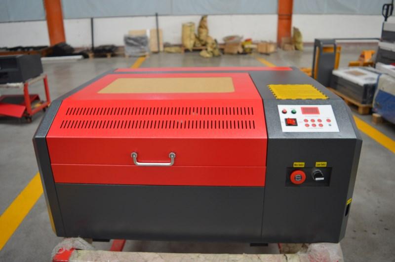 2019 Newest Co2 4040 50W laser engraving machine cutter machine laser engraver DIY laser marking machine