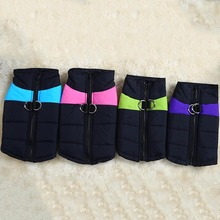 Dog Warm  Clothes proof Pet Dog Puppy