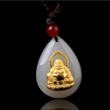 TJP Only For Jewel New Design Discount Jade Pendants Men Women Fashion Jewelry Necklaces