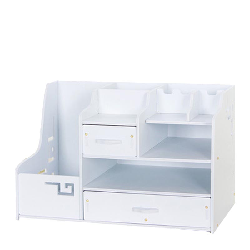 Купить с кэшбэком File Cabinet Office Desk Decoration Office Filing Cabinets Desk Sets Multifunctional Organizer Holder Paper Stationery Storage