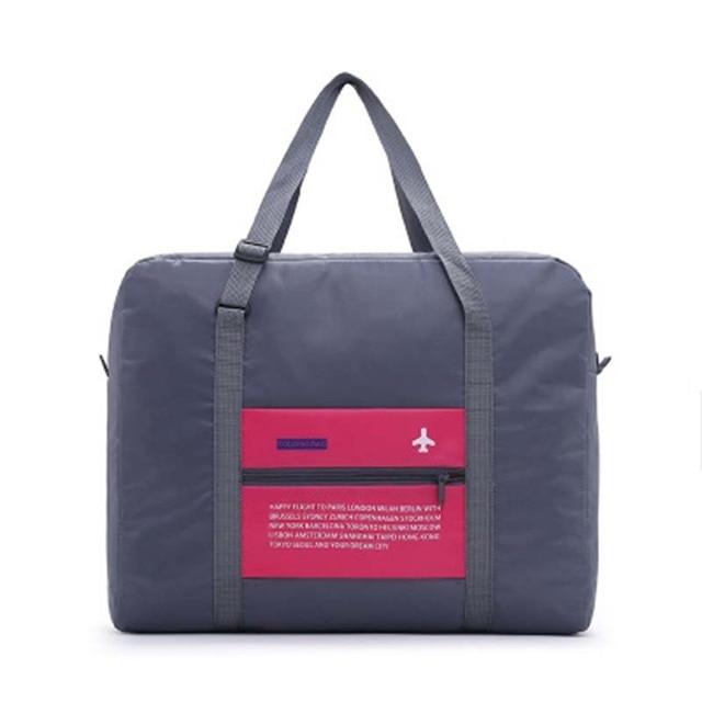 Handbag Travel Tote Rainbow Outing Bag Large Capacity Clothes Boarding Luggage Multi-Functional Travel Bag Luggage Storage Bags