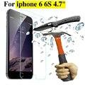 Ultra HD Премиум Закаленное Стекло Case для iPhone 6 6 s plus закаленное Стекло-Экран Протектор Пленка для iPhone 6 6 plus Крышка Телефона