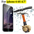 Ultra HD Premium Tempered Glass Case for iPhone 6 6s plus Tempered Glass Screen Protector Film for iPhone 6 6plus Cover Phone