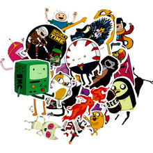 Pvc Stickers 25Pc American Drama Funny Anime Decal