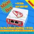 2016 НОВЫЙ 100% Оригинал MICRO BOX Micro-box Полный Активированный Для Samsung Для Htc + BB + Alcatel LGFor (пакет с 40 шт. кабели)