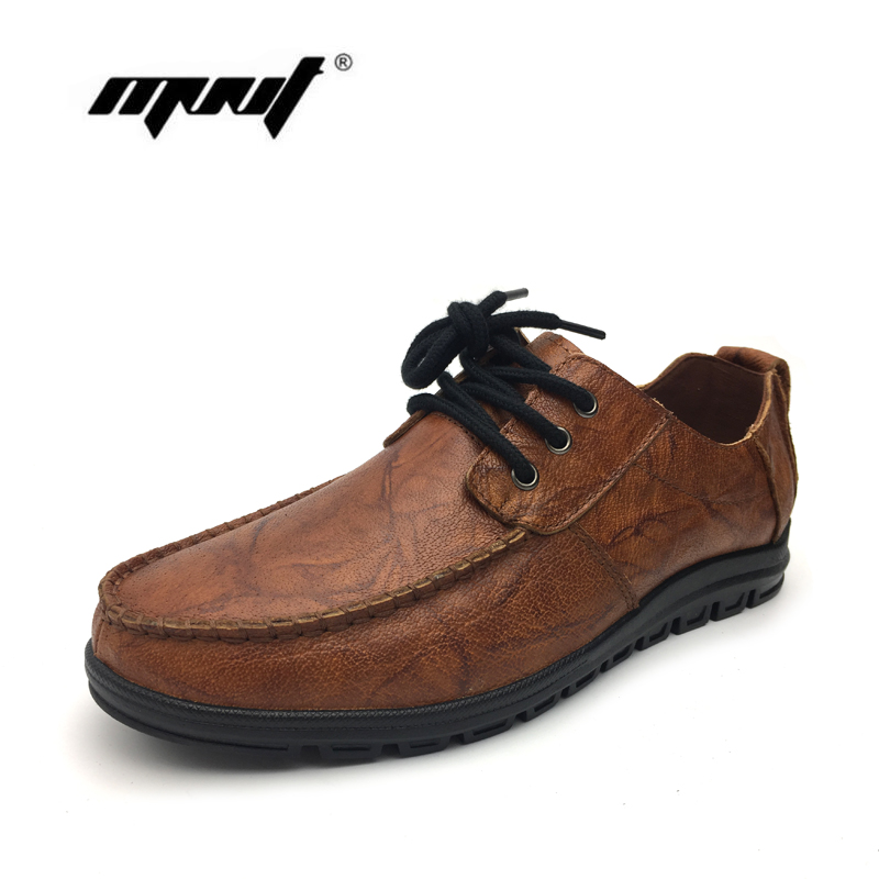 Full grain leather men shoes loafers top quality handmade men flats Non-leather casual shoes zapatos hombre branded men s penny loafes casual men s full grain leather emboss crocodile boat shoes slip on breathable moccasin driving shoes