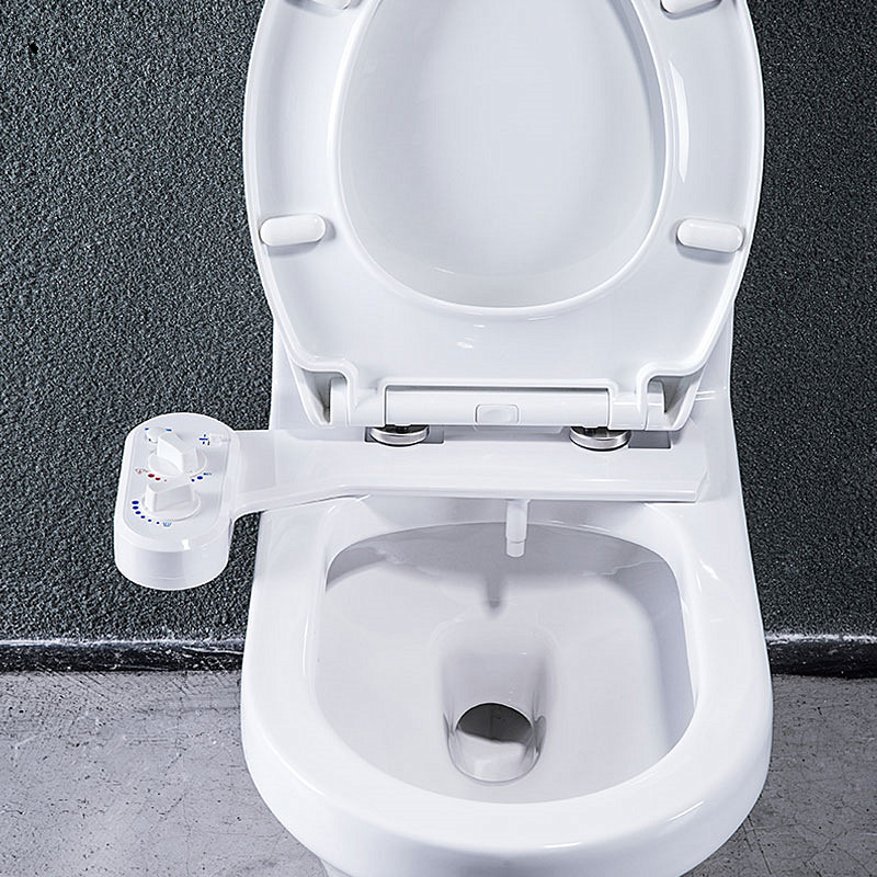 Fine Us 51 37 12 Off Hot And Cold Simple None Electric Plastic Toilet Seat Shower Bidet Nozzle Spray Cleaning Female Buttocks Wash Ass Anal J18137 In Inzonedesignstudio Interior Chair Design Inzonedesignstudiocom