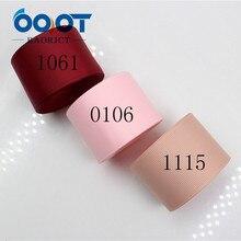OOOT BAORJCT 1711095, 38 мм, одноцветные ленты, Термотрансферная печать, свадебные аксессуары, сделай сам, материал ручной работы