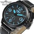 New Casual Relógios Homens Automáticos do Relógio Dos Homens Loja de Fábrica de Boa Qualidade Frete Grátis WRG8060M3B4