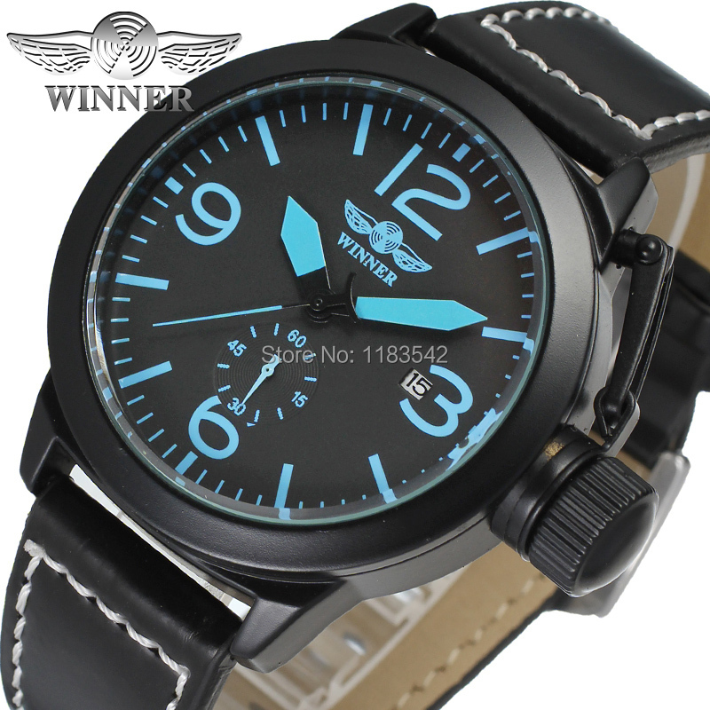 New Casual Watches Men Factory Shop Good Quality  Automatic Men Watch  Free Shipping WRG8060M3B4 good shop 188g