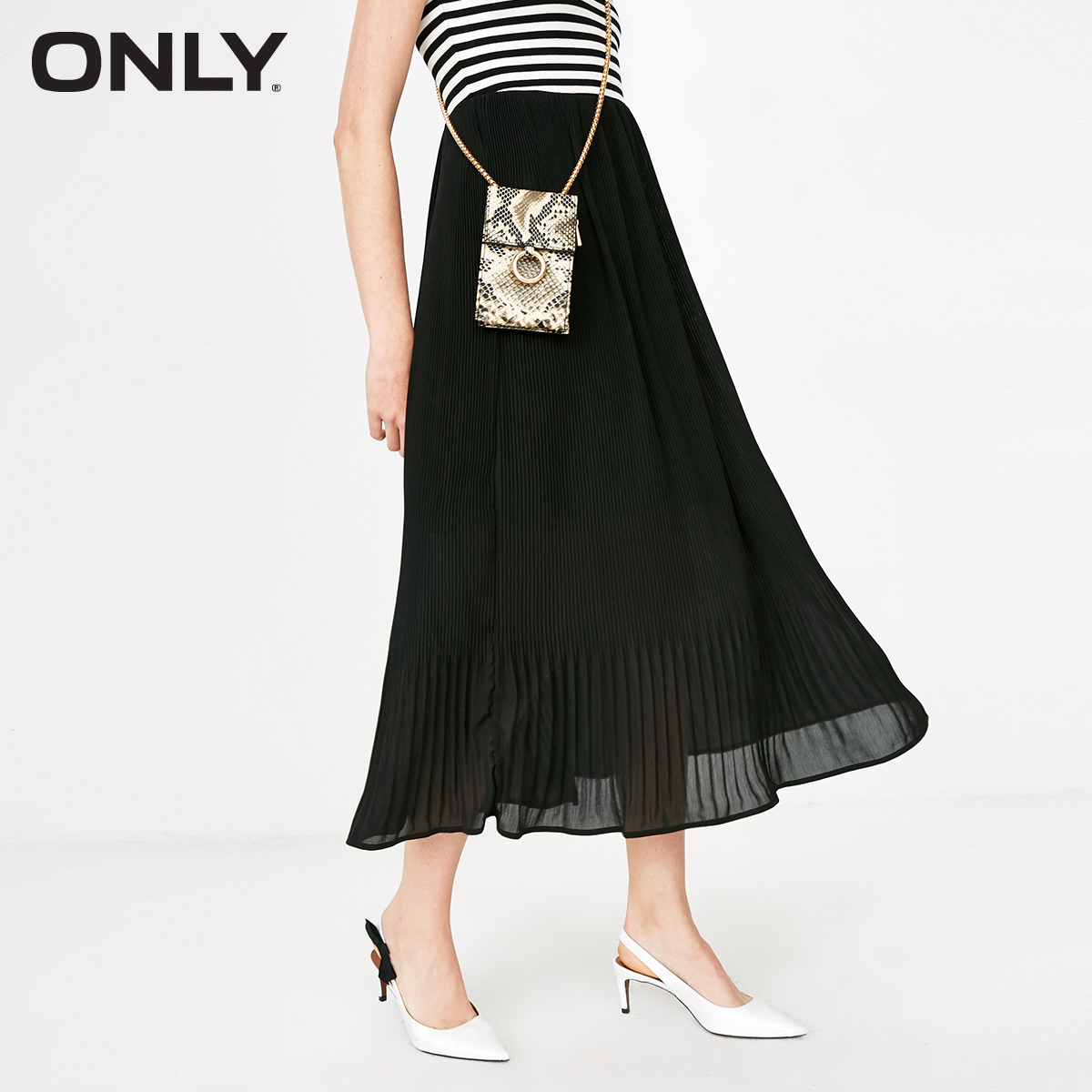 ONLY 2019 Spring amp Summer Fake Two piece Off shoulder Dress 118261501 in Dresses from Women 39 s Clothing