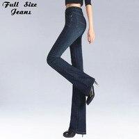 New 2014 Famous Brand Jeans Women S 100 Cotton Trousers Fashion Plus Lager Size 26 36