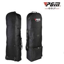 Golf Bag Travel with Wheels Large Capacity Storage Bag Practical Golf