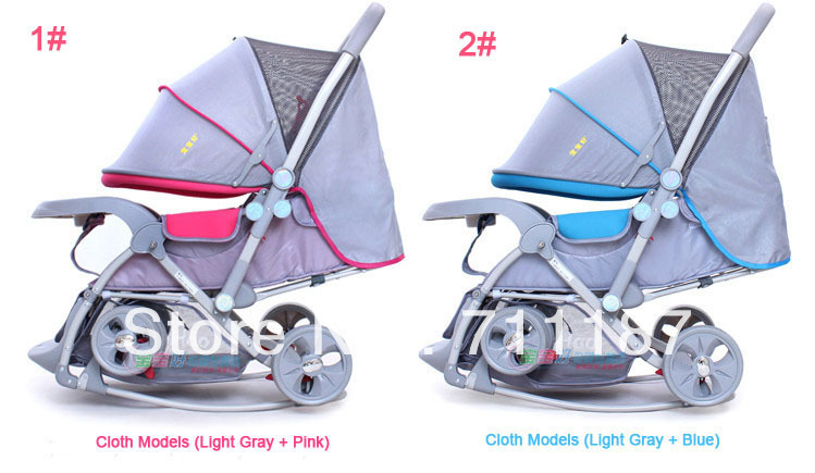 Aliexpress.com : Buy Comfortable Luxury Umbrella Baby Stroller For ...