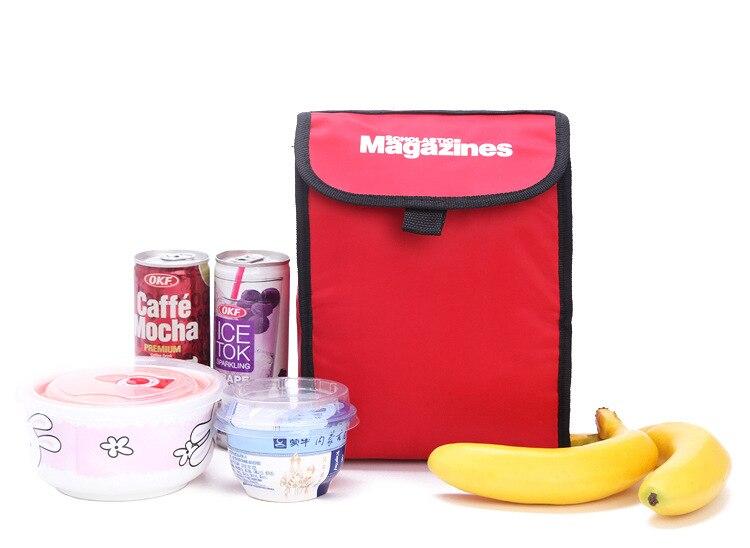 Freundlich Neuheiten Hohe Qualität Marke Faltbare Thermische Picknick Kühltasche Isoliert Eis Kühltasche Thermo Lunchbox Lebensmittel Aufbewahrungstasche Das Ganze System StäRken Und StäRken