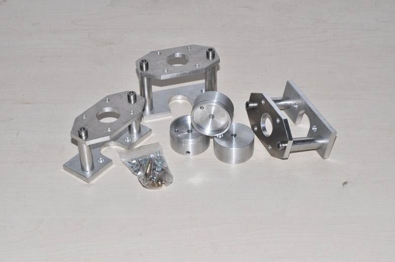 CNC Kit PROXXON MF70 CNC conversion kit NEMA17 PROXXON MF70 STEP MOTOR MOUNTING KIT FOR CNC