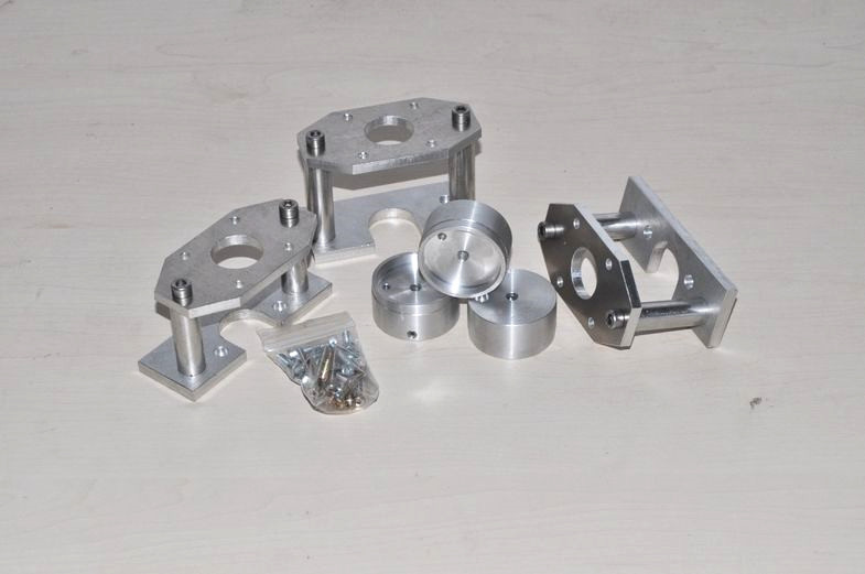 CNC Kit PROXXON MF70 CNC conversion kit NEMA17 PROXXON MF70 STEP MOTOR MOUNTING KIT FOR CNC CONVERSION тиски proxxon primus 100