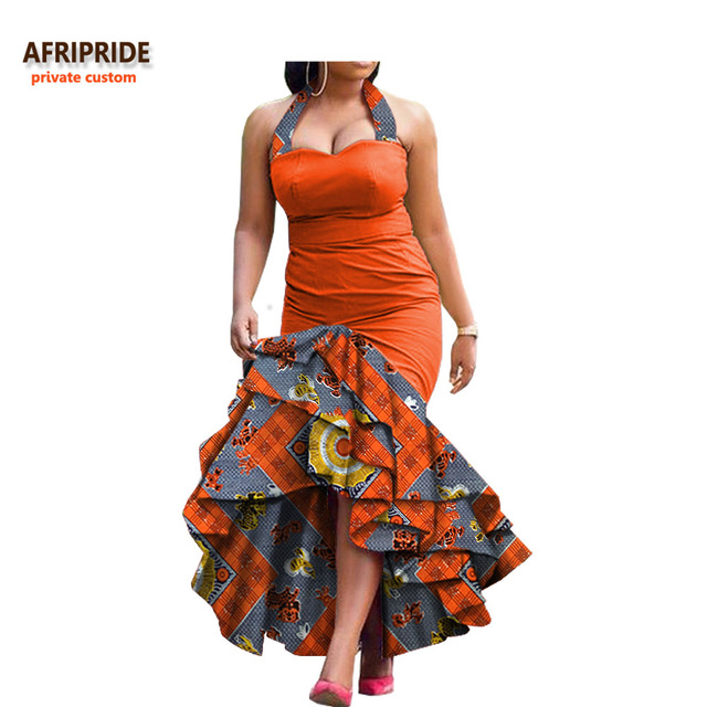 Ankle Length Halter Dresses
