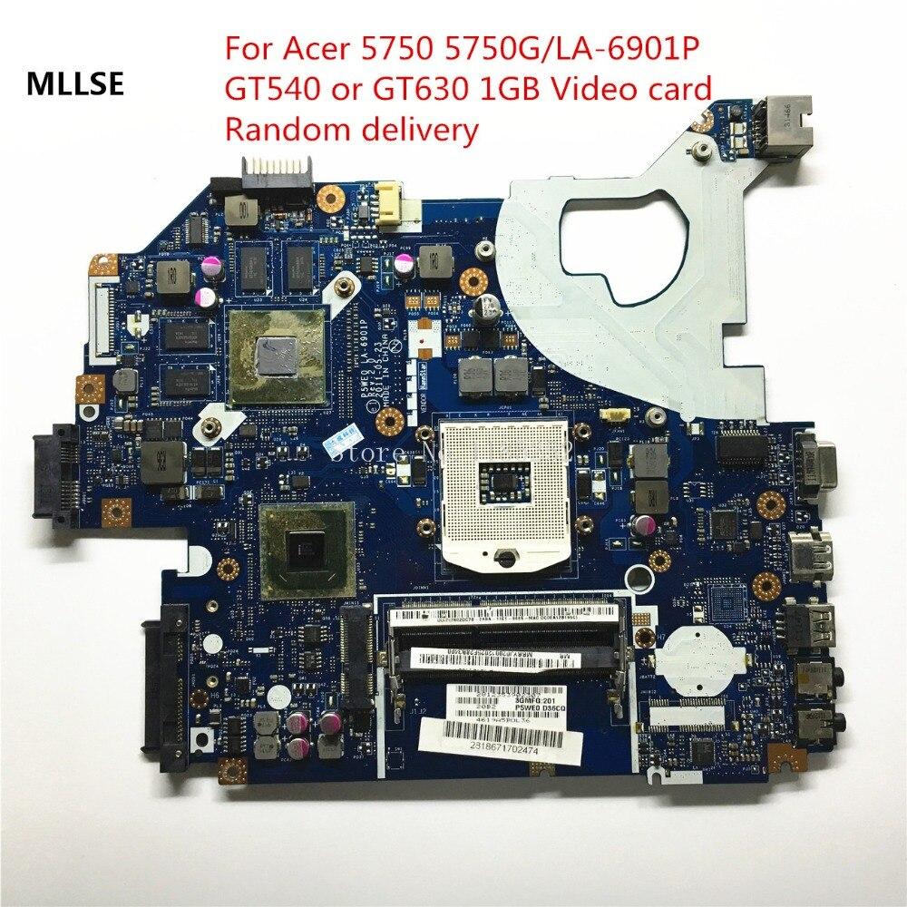 Mllse Original For Acer 5750 5750g Laptop Motherboard La