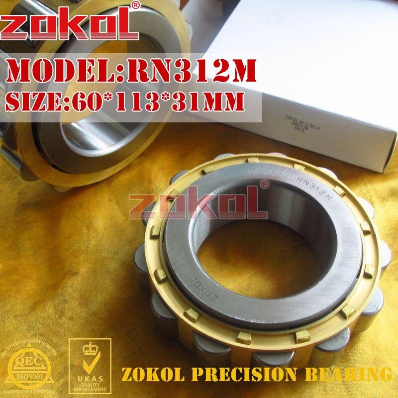 bearing 113 price rub - ZOKOL RN312M bearing RN312 M 502312EH Cylindrical roller bearing 60*113*31mm