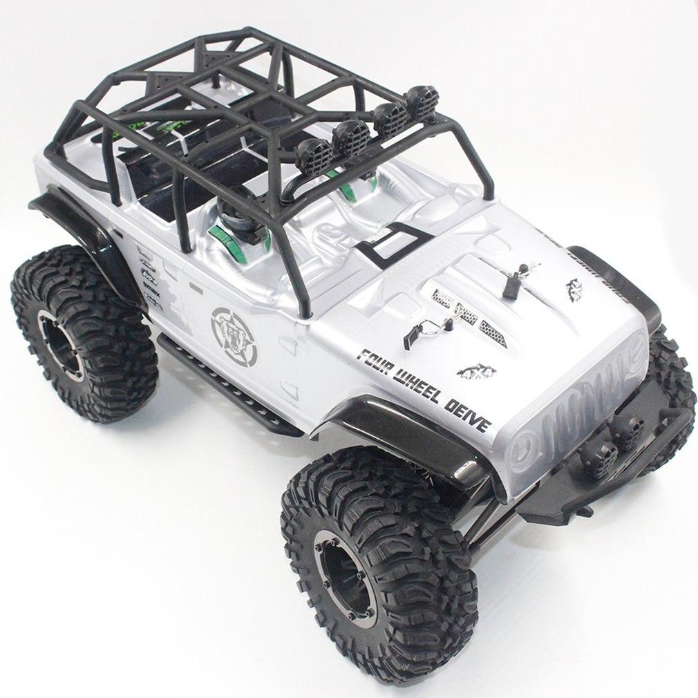 Remo 1073-SJ 1/10 2.4 GHz 550 Brossé RC Voiture Off-road Truck Rock Crawler RTR Automatique Véhicule Jouets De Voiture pour Enfants Cadeau