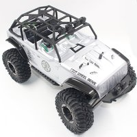 Remo 1073 SJ 1/10 2.4GHz 550 Brushed RC Car Off road Truck Rock Crawler RTR Automatic Vehicle Toys Car for Children Gift