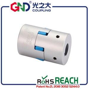 GND зубчатое отверстие минимум 3 мм максимум 16 мм челюсть D20 L30 в форме винтовой серии гибкое соединительное соединение муфта Серводвигатель муфта