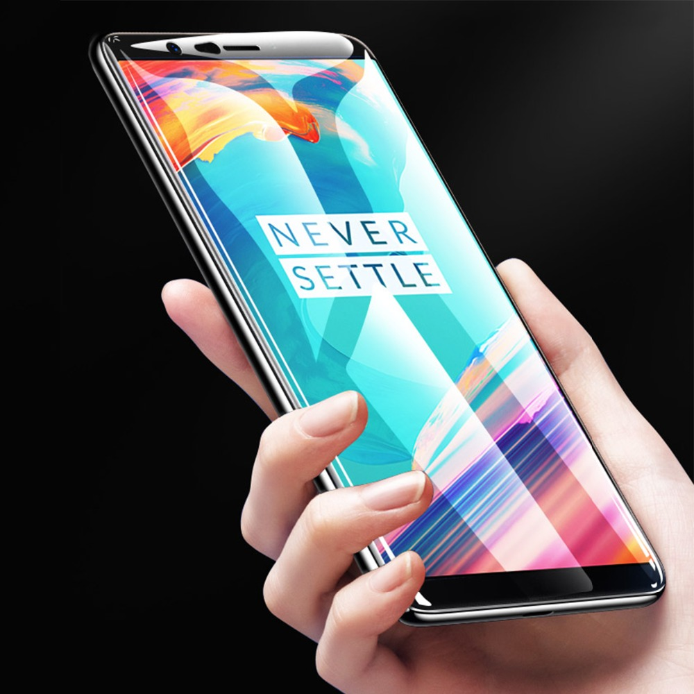 Soft-TPU-Full-Cover-Screen-Protector-For-Oneplus-6-6T-5-5T-3-3T-Nano-Hydrogel