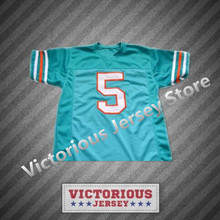 Minanser Ray Finkle 5 Novelty Football Jersey Ace Ventura Movie Stitch Sewn  Men a08ca596e
