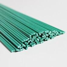 цены на green PP PVC plastic welding rods car bumper repair solder soldering station stick hot air welder gun filler body shop tools bar  в интернет-магазинах