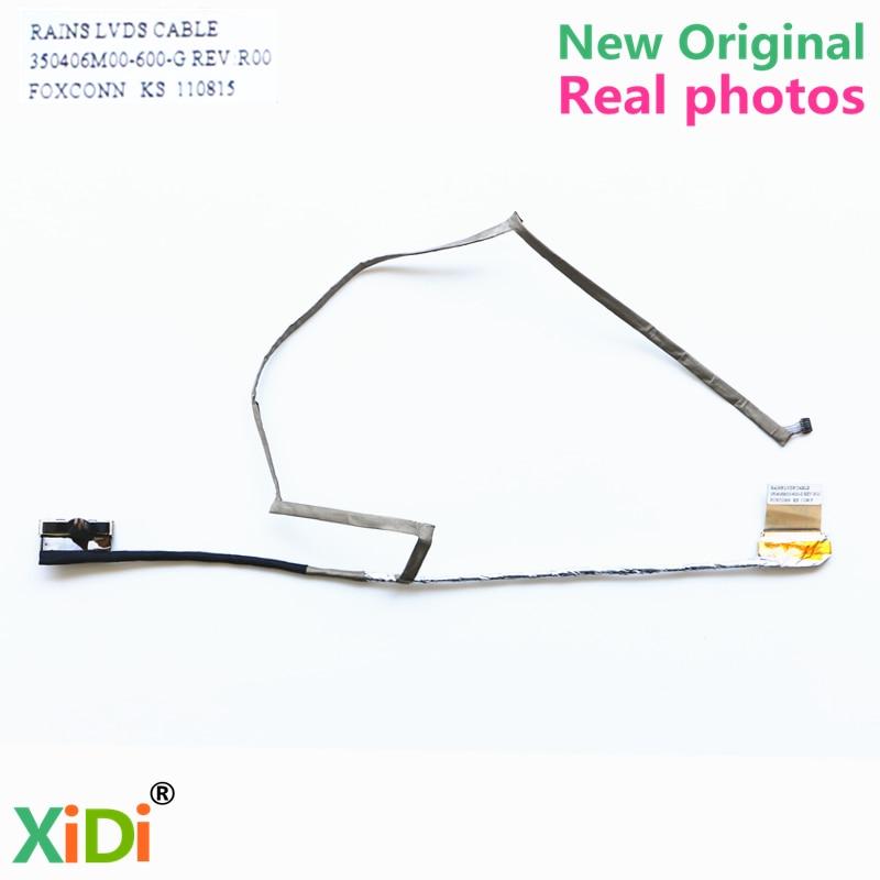 NUEVO 350406M00-600-G CABLE LCD PARA HP DV4-3000 DV4-3010TX - Cables de computadora y conectores - foto 1