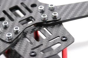 Image 5 - TCMM nouveau QAV250 5 pouces FPV Kit de cadre 250mm empattement 3mm bras Fiber de carbone pour RC Drone FPV Kit de cadre de course