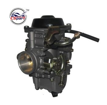 300 400 300CC 400CC  Carb Carburetor For GN250 GN300 Loncin ODES ATV UTV Go Kart Parts