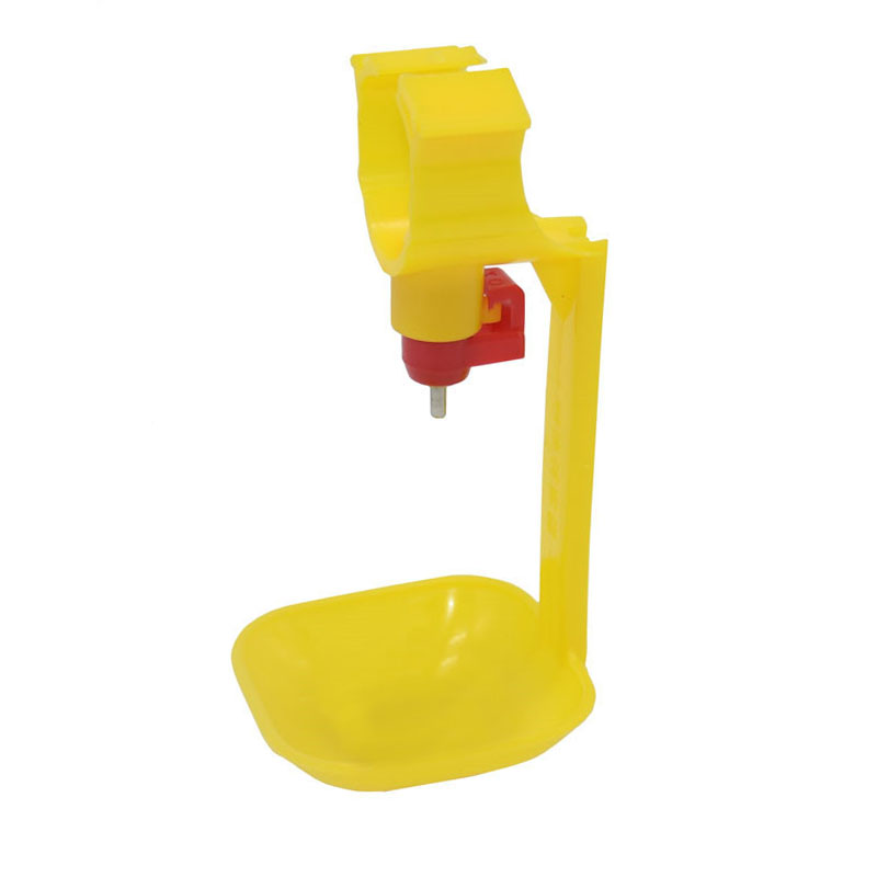 Image 2 - 50 pcs Drinking cups chicken hanging Pheasant water bowl Nipple  drinkers Chicken farming equipment Farm Tools Poultry suppliesFeeding