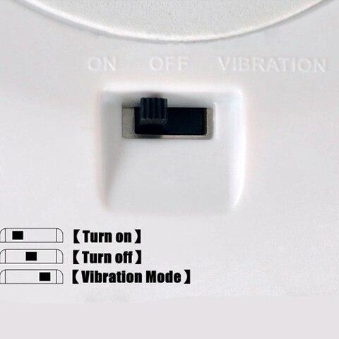 vibracao sensivel ao toque usb portatil recarregavel