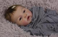 20 Inch Reborn Babies Kits DIY Handmade Doll Reborn 3 4 Silicone Vinyl Limbs Kit Reborn