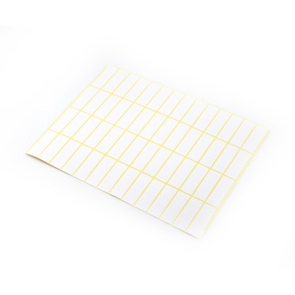 Variety of Sizes White Blank Retail Square Sticky Post it Note Label For Price Code Writable Plain Self Adhesive Sealing Sticker 1000 label self adhesive sticky a4 sheets address labels inkjet laser copier printer ebay amazon sticky address post pack paper