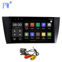 Android 7.1/8.0 Car Radio GPS Navigation for BMW E90 Autoradio Car Audio Stereo Multimedia Full Touch Screen 9 Inch WIFI Navi