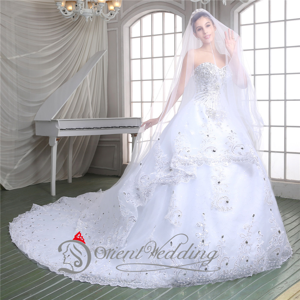 Sparkly Luxury 2015 Bling Sweetheart Lace up Country Western Style China  Ball Gown Wedding Dresses Bridal Gowns Dresses 2015 on Aliexpress.com  bb895640cd7e