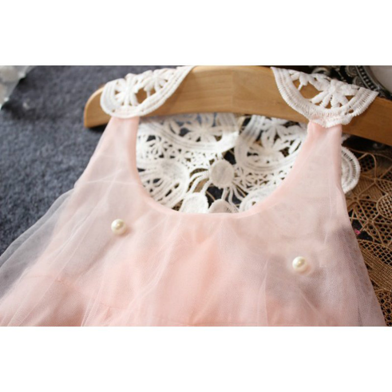 Fashion kids clothes Flower Girl Spring Summer Princess Dress Kid Baby FormalParty Wedding Lace Tulle Tutu Dresses 10